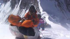 L'alpiniste gelé aux «Bottes vertes» de l'Everest : la plus célèbre «balise» avant le sommet