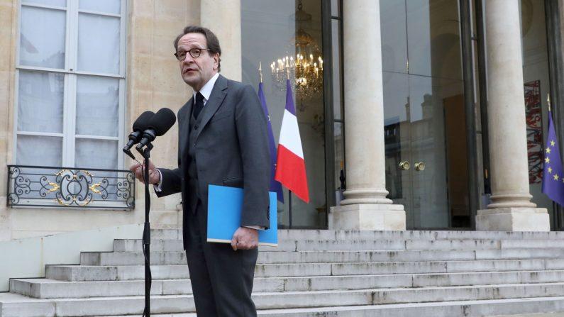 Gilles Le Gendre (LREM) saisit la déontologue de l'Assemblée nationale au sujet de la nomination de son épouse à la FDJ