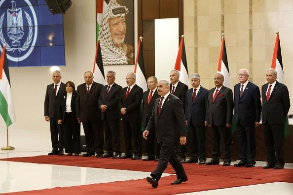 Les Etats-Unis félicitent le nouveau gouvernement palestinien