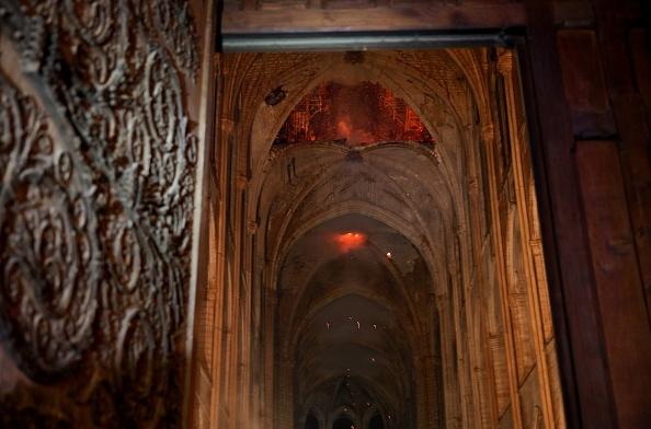 Il faudra «des décennies» pour reconstruire Notre-Dame de Paris