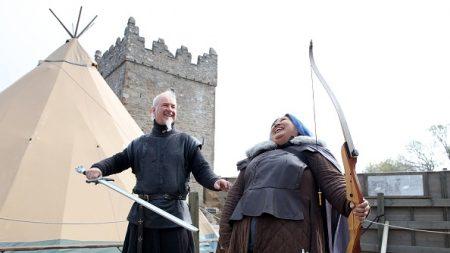 «Game of Thrones», une aubaine pour le tourisme en Irlande du Nord
