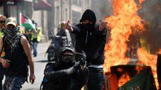 Black blocs, antifa: vives tensions et virage à l'extrême gauche pour l'acte 23 des «gilets jaunes» à Paris