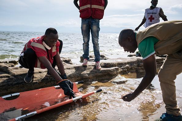 Naufrage sur le lac Kivu en RDC: 15 corps retrouvés au Rwanda