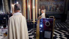 Les grandes peintures de Notre-Dame vont être restaurées au Louvre (ministre)