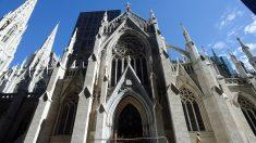 Cathédrale de New York : un homme arrêté avec des bidons d'essence
