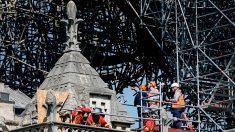 Incendie de Notre-Dame – Les échafaudeurs donnent leur version des faits : « La procédure a été respectée »