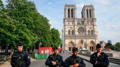 Notre-Dame de Paris: des intrusions répétées sur le chantier montrent qu'il était possible de franchir la sécurité
