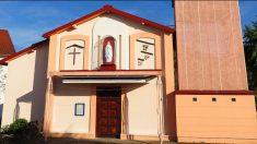 Actes antichrétiens : une statue de Sainte-Barbe victime d'un acte de vandalisme dans un village de Moselle
