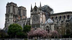 Incendie de Notre-Dame de Paris: trois éléments majeurs de la cathédrale sont toujours menacés