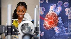 Une physicienne pionnière invente un traitement nanotechnologique qui tue les cellules cancéreuses