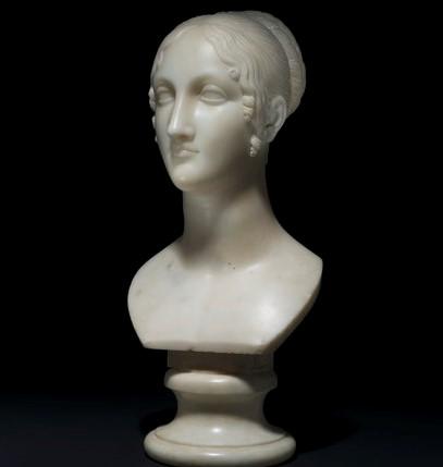 2,5 millions d'euros pour un buste d'Antonio Canova mis aux enchères à Monaco