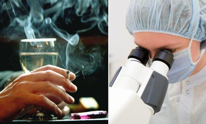 Une bouteille de vin par semaine équivaut au même risque de cancer que la consommation de 5 à 10 cigarettes, selon une étude