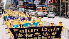 Un défilé de près de 10 000 personnes à New York souligne la persécution du Falun  Gong en Chine