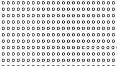 Un nouveau puzzle requiert de trouver le « C » dans une mer de « O »