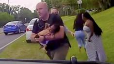 Un policier sauve un tout-petit qui avait cessé de respirer, et maintenant le bébé fait partie de sa vie