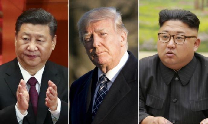 La Chine, est-elle derrière la Corée du Nord dans le lancement du nouveau missile balistique?