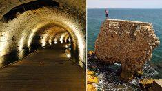 D'étonnants tunnels des Templiers sous une ville israélienne mis au jour après 700 ans