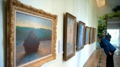 Un tableau de Monet vendu 110,7 millions de dollars aux enchères à New York