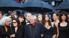Émotion à Cannes pour le retour du couple mythique d'