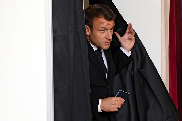 Européennes: participation en forte hausse en France surtout périphérique, un record depuis 25 ans