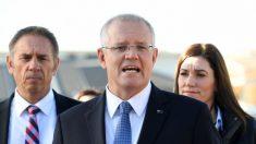 Une campagne de propagande chinoise vise le Premier ministre australien à l'approche des élections