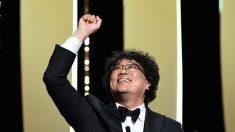 Cannes: Bong Joon-Ho, premier Sud-Coréen à recevoir la Palme d'or