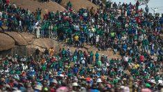 Afrique du Sud: licenciement de plus de 600 mineurs grévistes