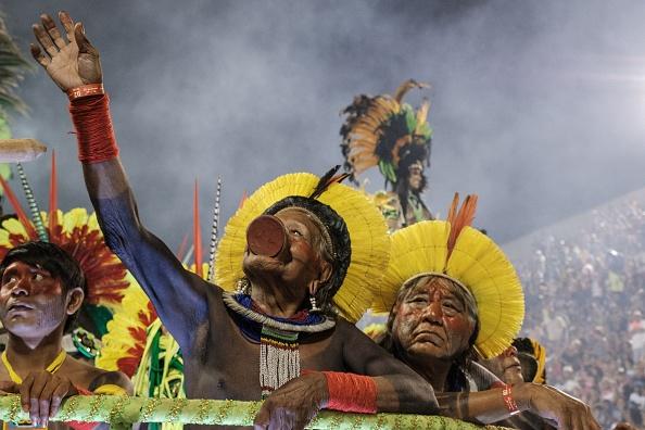 Amazonie: le chef indien Raoni reçu par Macron jeudi