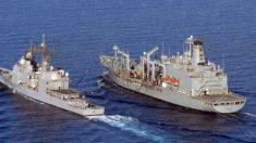 Deux bateaux de guerre américains ont navigué dans le détroit de Taïwan