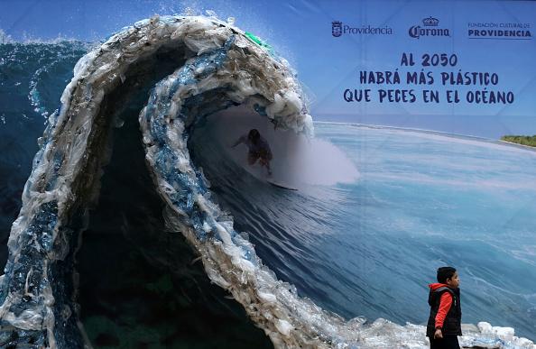 Océans: en vue du G20 Tokyo affiche des mesures contre la pollution plastique