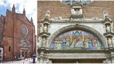 Actes antichrétiens: une église emblématique de Toulouse cible d'un acte de vandalisme