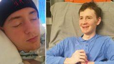 Un adolescent prononce ses premiers mots après un terrible accident et attribue à