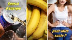 4 bienfaits scientifiques de la banane – une meilleure façon d'améliorer vos niveaux de sucre et d'énergie