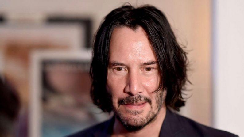 Keanu Reeves dit qu'à Los Angeles, il se sent comme un animal en cage