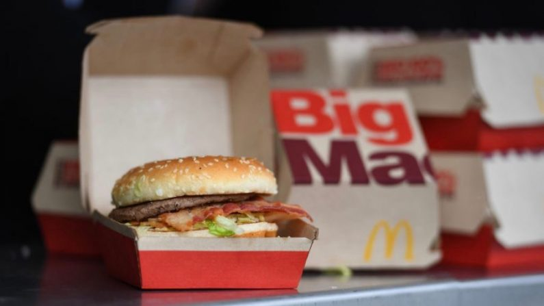 Une fillette de 4 ans brûlée au visage, au cou et à la poitrine après un incident chez McDonald's