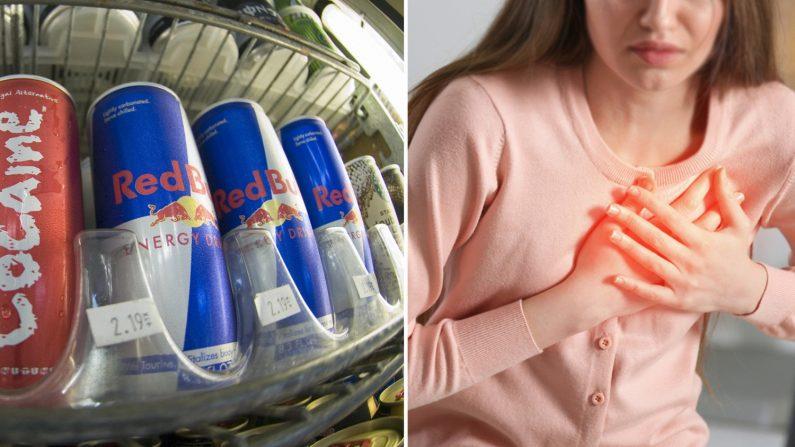 Elle buvait 6 boissons énergisantes par jour et a maintenant un stimulateur cardiaque, à 32 ans – elle avertit dorénavant les autres
