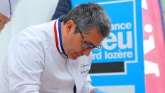 A Nîmes le chef Jérôme Nutile cuisinera pour les enfants malades ce lundi