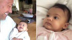 Dwayne Johnson « bavarde » avec sa petite fille, sa réaction est trop mignonne