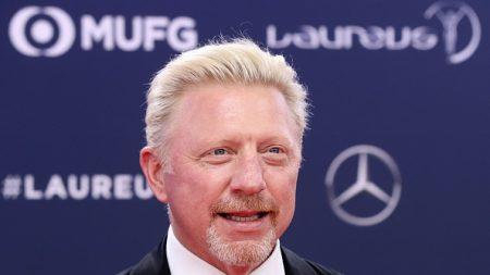 Les trophées de Boris Becker mis aux enchères pour éponger ses dettes