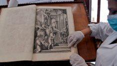L'Equateur au secours de livres anciens, asphyxiés après un séisme