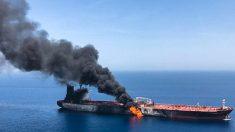 Les attaques dans la mer d'Oman sont