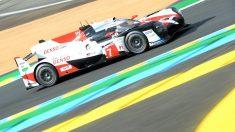 24H du Mans: à trois heures de l'arrivée, Toyota seule au monde