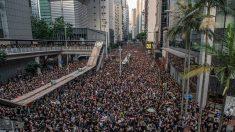 Hong-Kong : près de 2 millions de manifestants contre le projet de loi sur l'extradition demandent la démission de la cheffe du gouvernement