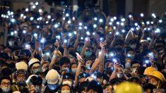 Hong Kong: un chant chrétien est devenu l'hymne de centaines de milliers de manifestants