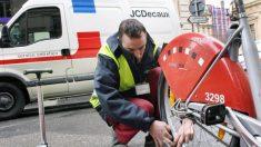 Vélo-partage : JCDecaux et Lyon confrontés à un vandalisme