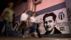George Orwell expliquait comment les socialistes modifient le langage pour modifier l'histoire