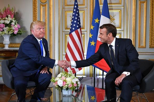75e anniversaire du Débarquement: le bras de fer passé inaperçu entre Donald Trump et Emmanuel Macron