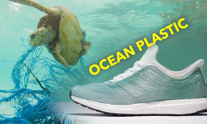 Adidas a vendu 1 million de chaussures écologiques en plastique recyclé des océans, et en prévoit 11 millions en 2019