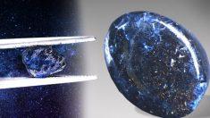 Des mineurs découvrent en Israël un nouveau minéral «extraterrestre» ayant plus de valeur que le diamant