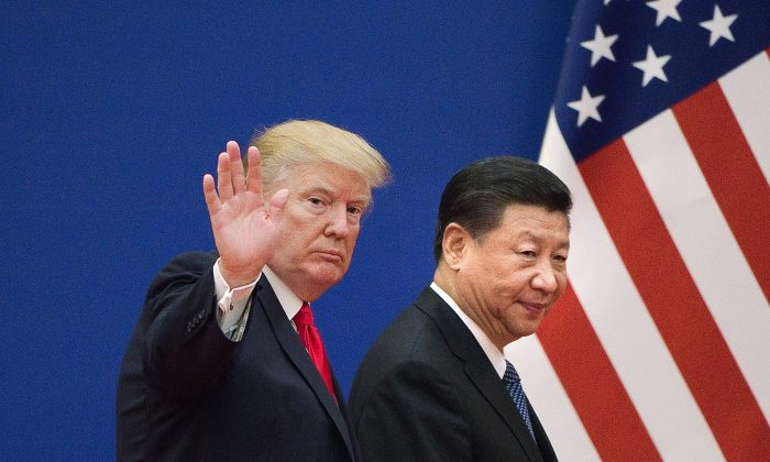 Est-ce que le conflit commercial sino-américain annonce une nouvelle guerre froide, ou pire encore?